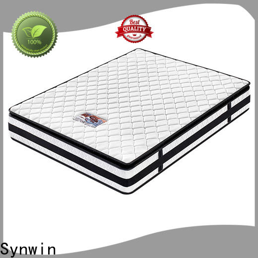 Synwin bonnell and memory foam mattress oem & odm for wholesale