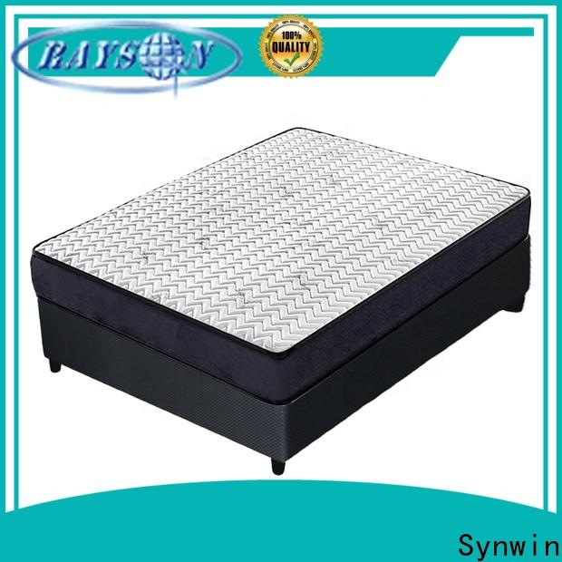 Synwin high-end bonnell spring mattress suppliers standard for wholesale