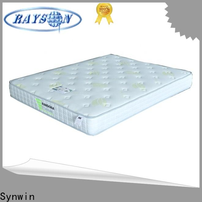 Synwin bonnell spring mattress fabrication standard fast delivery