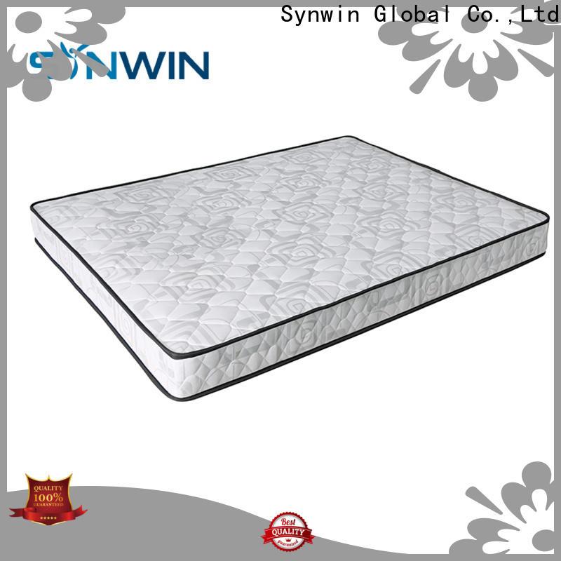 Synwin rolled up spring mattress silent mode best sleep