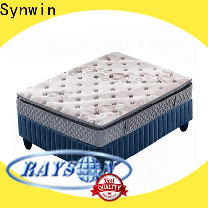 Synwin oem & odm spring mattress online price us standard for hotel