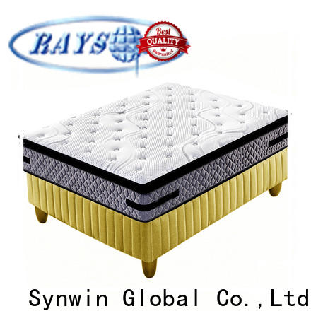 Synwin top rated mattress manufacturers hot-sale for hotel