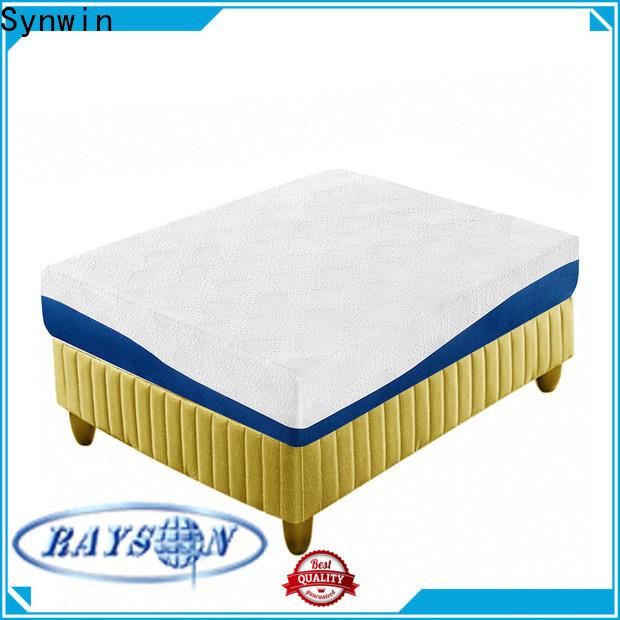 Synwin high-end roll up cot mattress best sleep