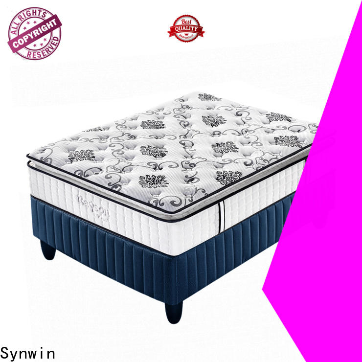 Synwin mattress types cost-effective for hotel