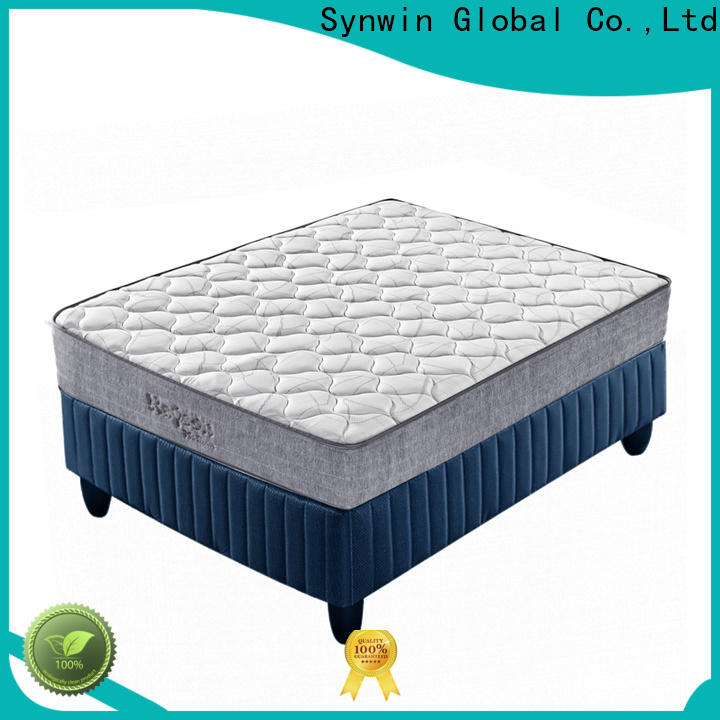 Synwin high-end mattress chinese silent mode oem & odm