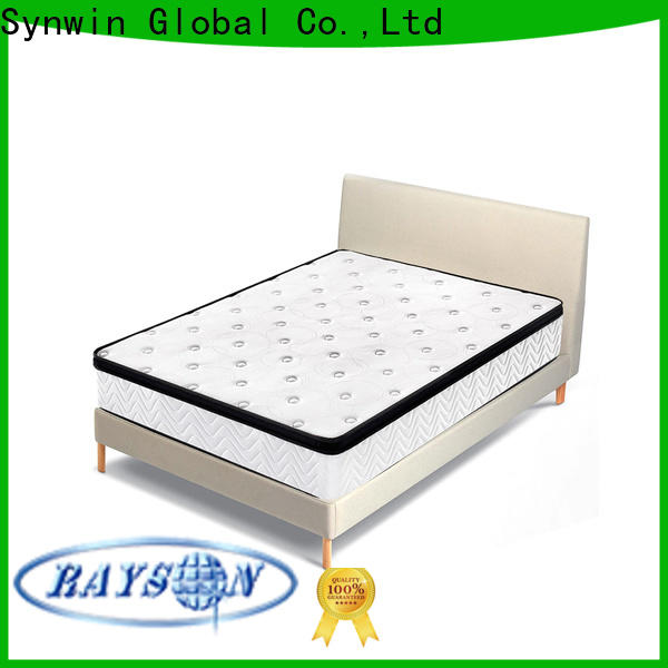 Synwin roll out mattress sound sleep oem & odm
