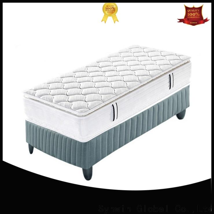 Synwin wholesale spring mattress double hot-sale for hotel