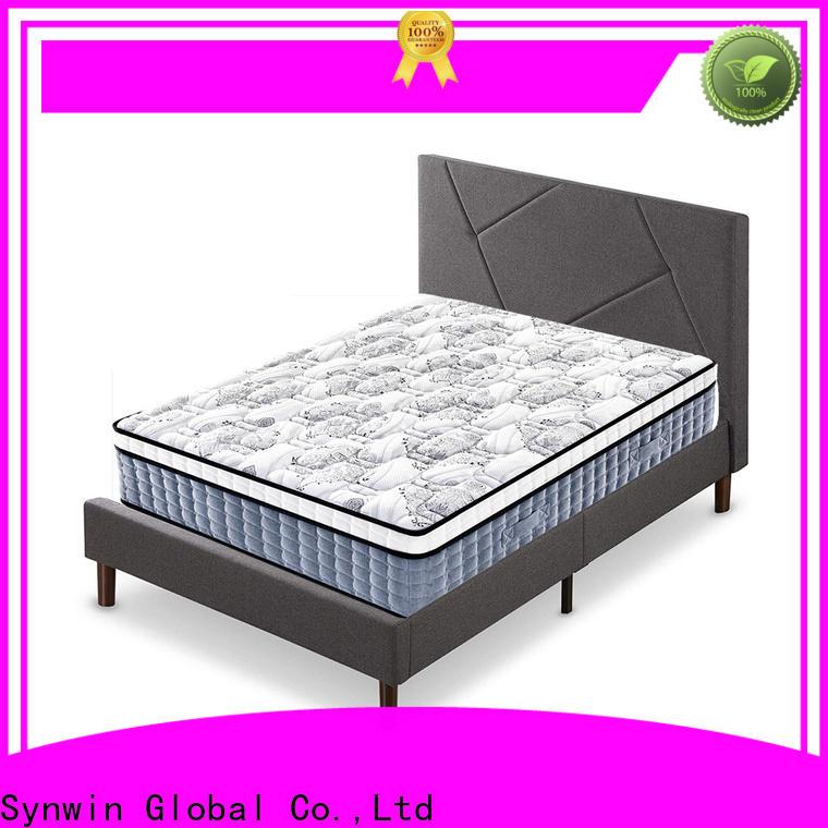 Synwin custom made mattresses silent mode best sleep