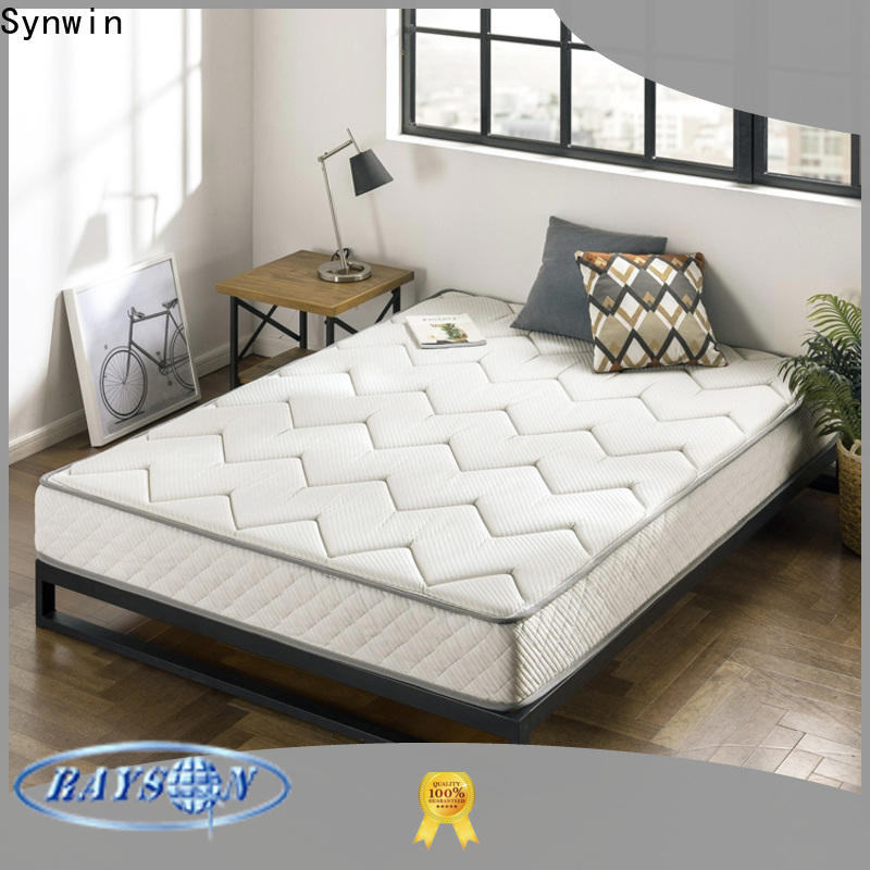 Synwin bonnell and memory foam mattress oem & odm bulk supplies