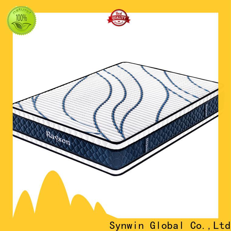 Synwin luxury hotel mattress customized bulk order