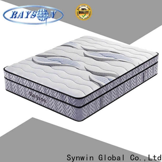 double sides luxury hotel mattress wholesale bulk order