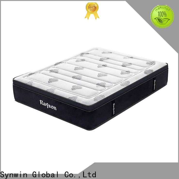 Synwin memory foam mattress in 5 star hotels customized at discount