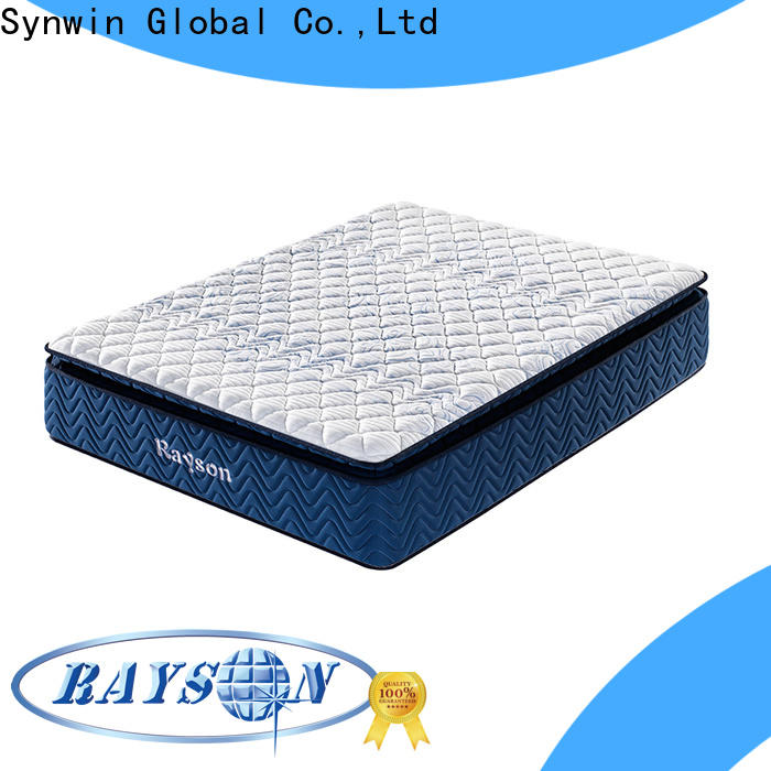 Synwin latex hotel bed mattress wholesale bulk order