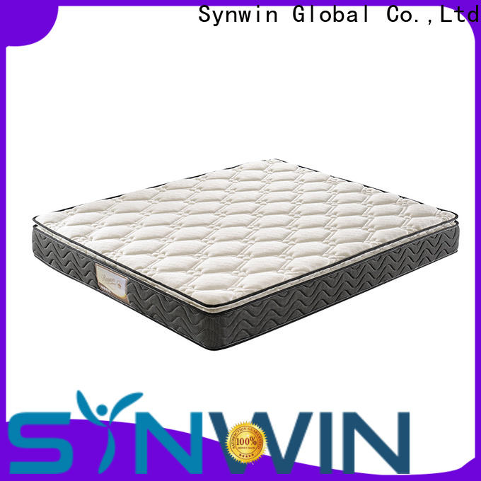 Synwin hot-sale roll packed mattress reliable with spring