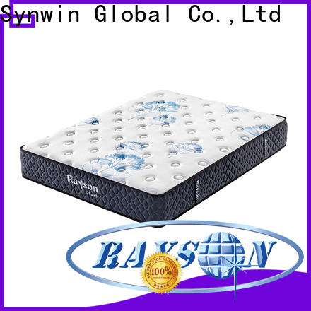 Synwin chic design wholesale mattresses companies free delivery for sound sleep