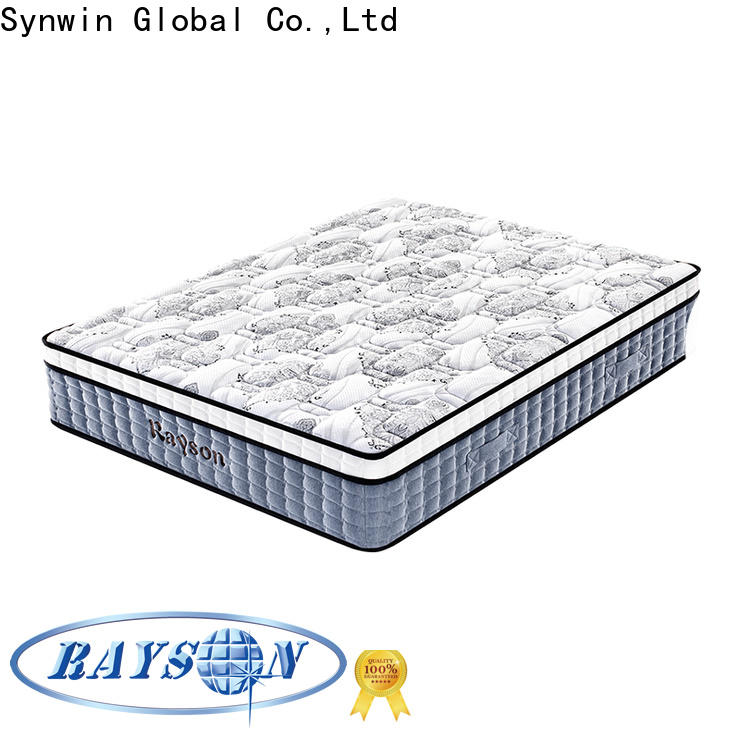 Synwin latex hotel bed mattress customized at discount