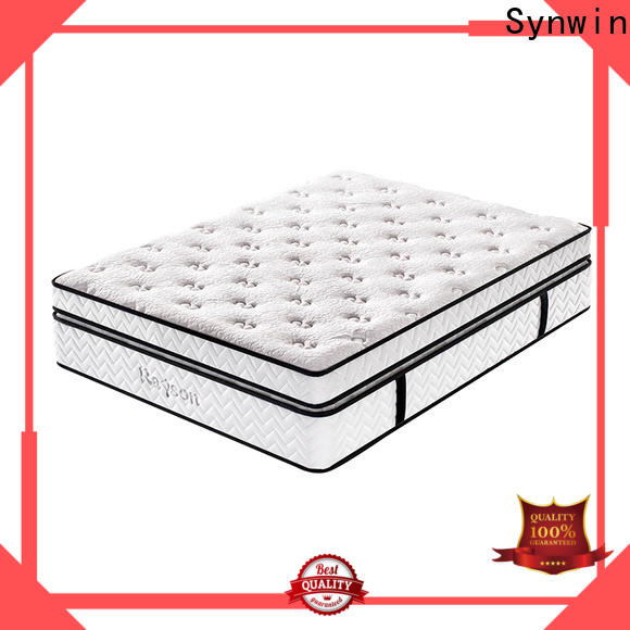 double sides luxury hotel mattress wholesale at discount