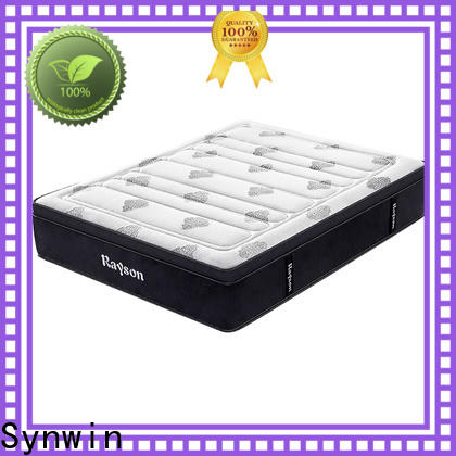 Synwin double sides 5 star hotel mattress brand customized at discount