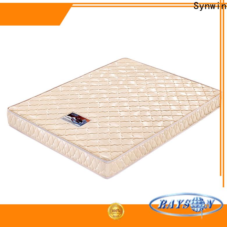 Synwin custom foam mattress full size roll up design