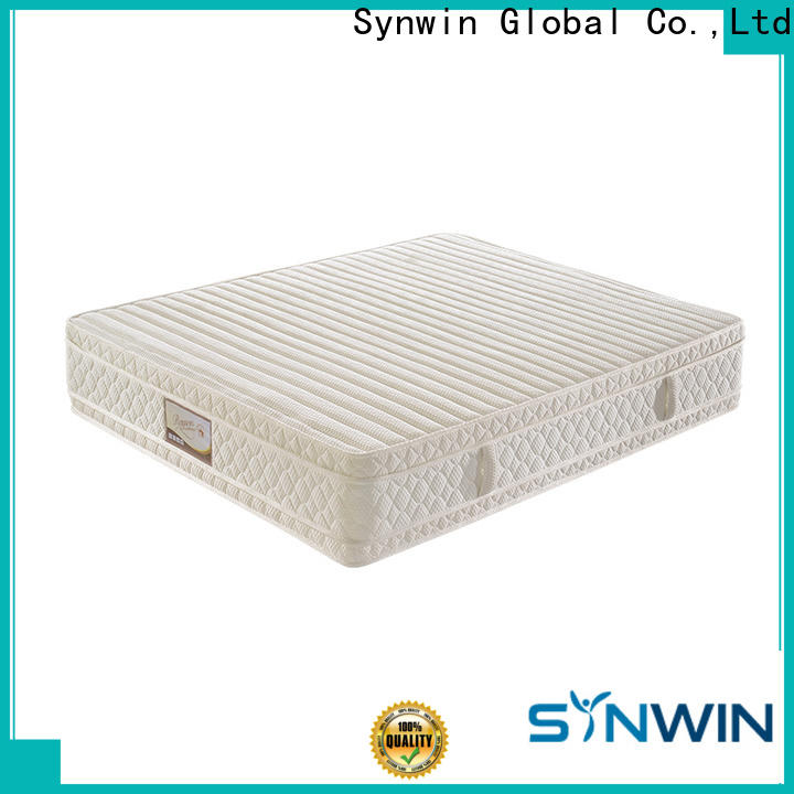 available wrapped coil spring mattress low-price high density