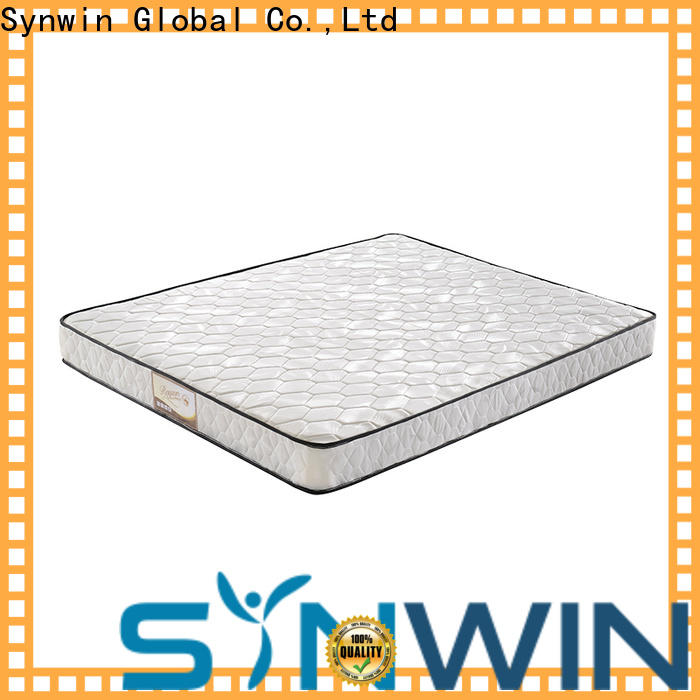 Synwin high-end best inexpensive mattress factory price sound sleep