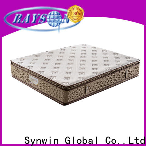 Synwin double sides mattress in 5 star hotels wholesale bulk order