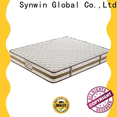 Synwin tight top wrapped coil spring mattress wholesale bespoke service