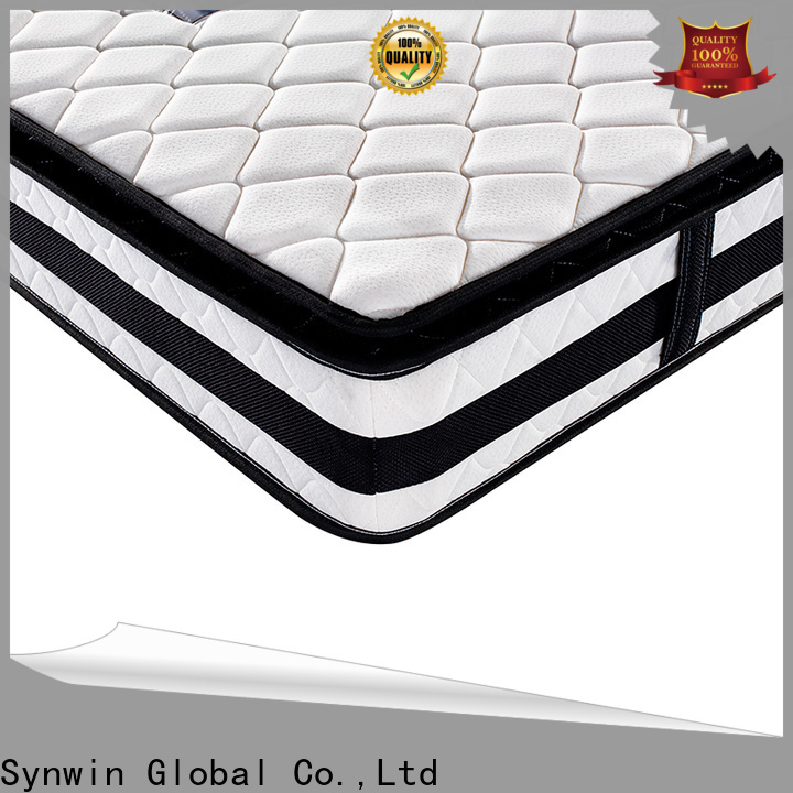 Synwin holiday inn mattress brand competitive factory price for sound sleep