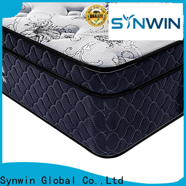 Synwin bed hotel mattress spring oem & odm for sound sleep