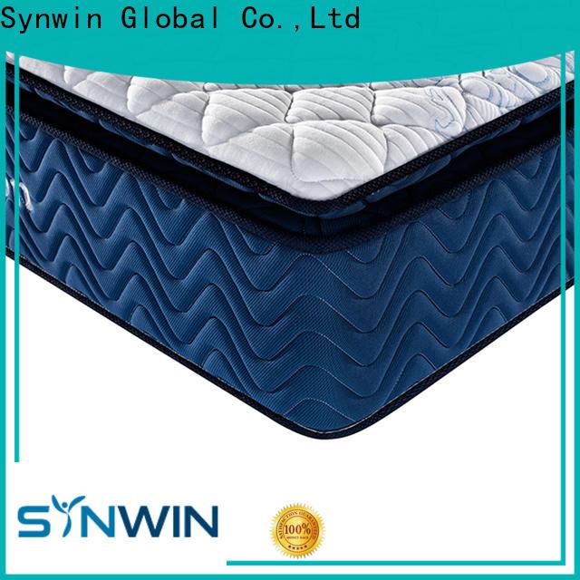 popular hotel firm mattress comfortable for sound sleep