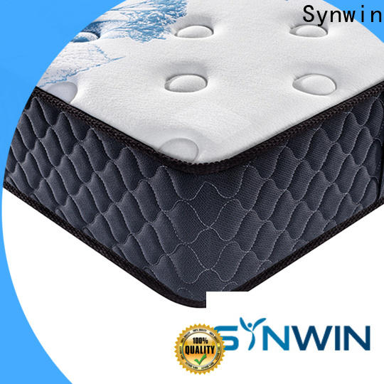 Synwin chic design hospitality mattresses competitive factory price best sleep