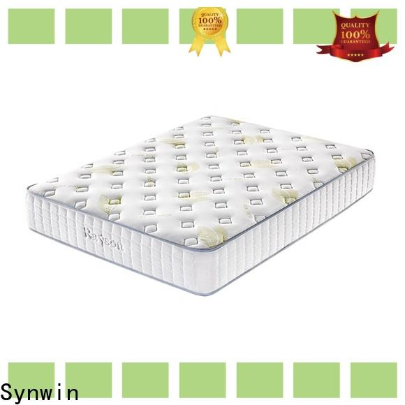 Synwin fast delivery pocket sprung memory mattress manufacturer cost-effective for bedroom