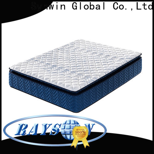 Synwin best hotel mattresses 2019 comfortable