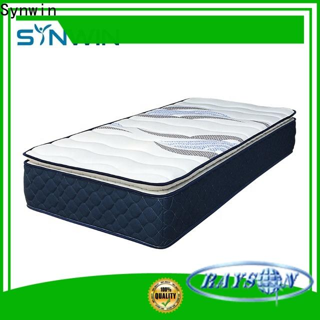 Synwin fast delivery mattress with springs hot-sale for hotel
