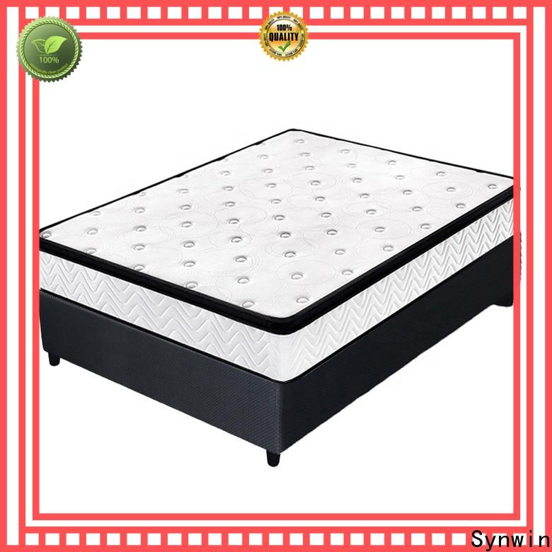 Synwin fast delivery coil spring mattress for bunk beds us standard for bedroom