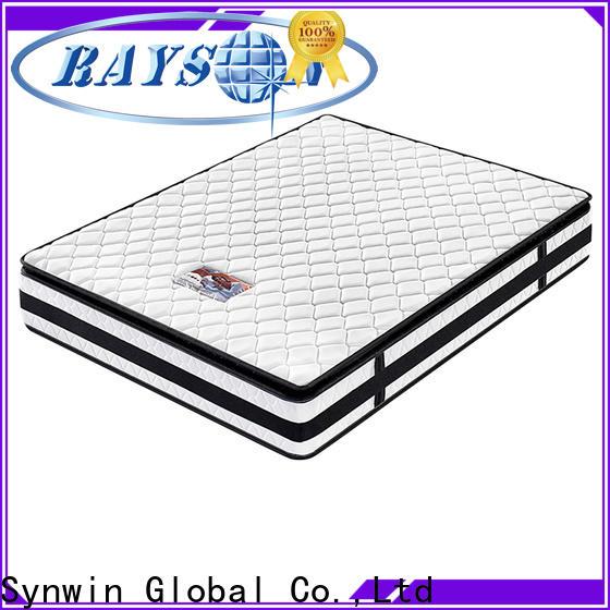 Synwin high-end bonnell and memory foam mattress oem & odm bulk supplies