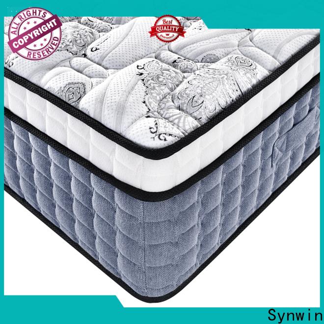 Synwin comfort inn mattress competitive factory price best sleep