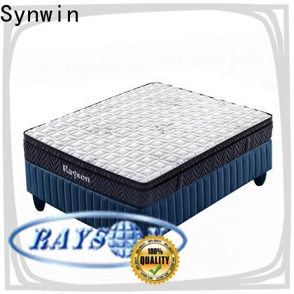 Synwin memory bonnell sprung mattress standard bulk supplies