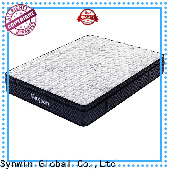 gel memory foam hotel grade mattress high-end for customization