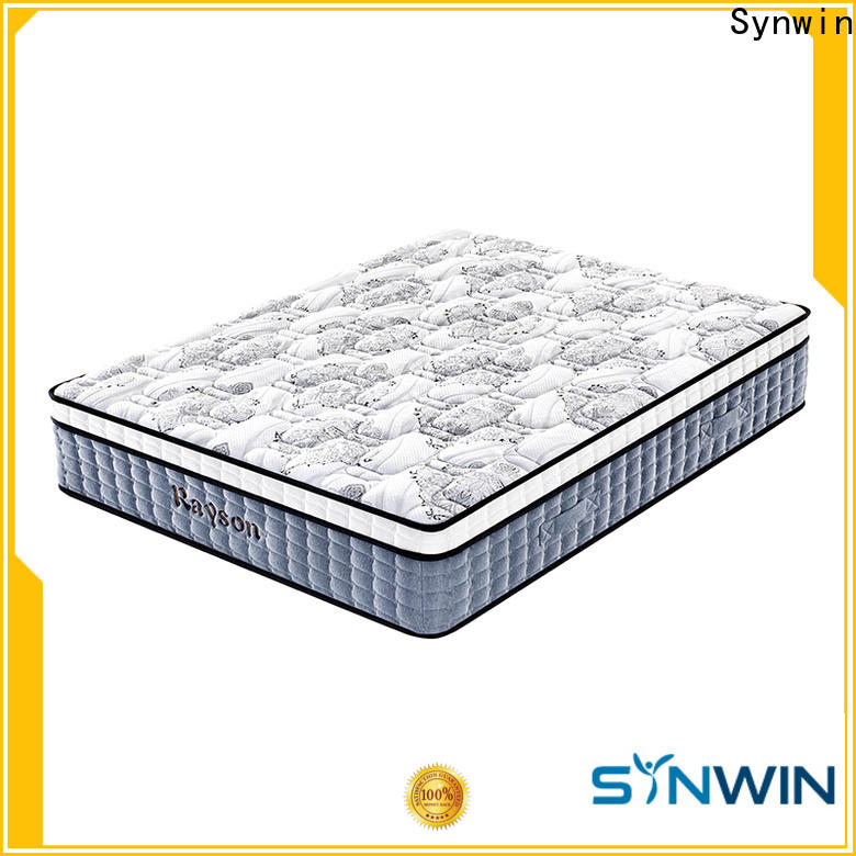 Synwin hotel bed mattress customized for sleep