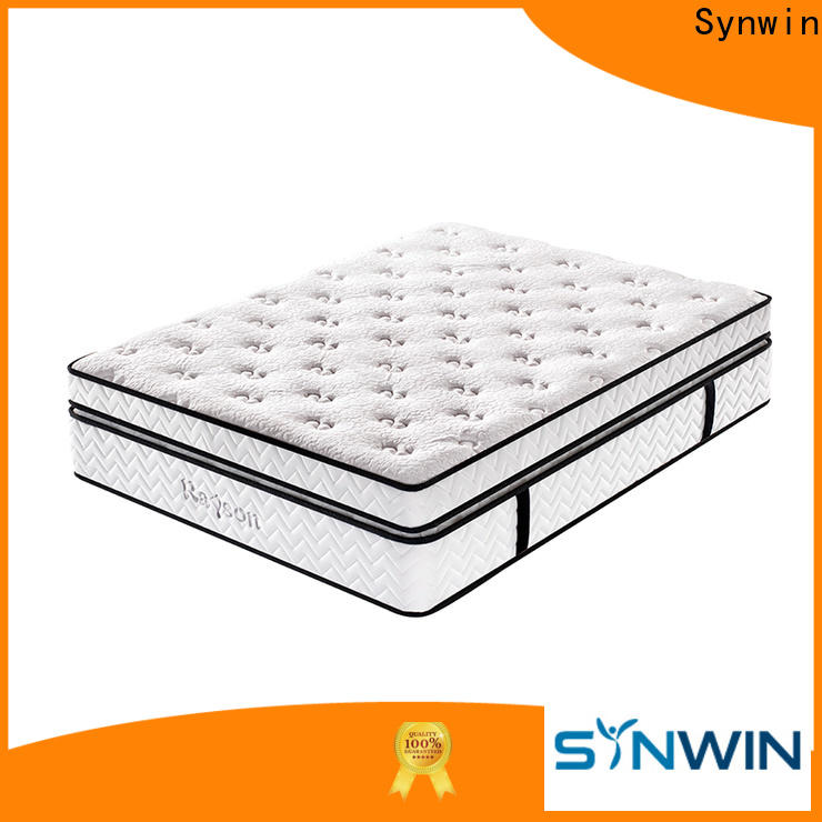 Synwin double sides mattress in 5 star hotels wholesale at discount