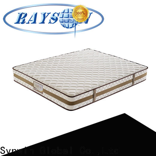 Synwin high-quality best coil spring mattress 2019 low-price light-weight