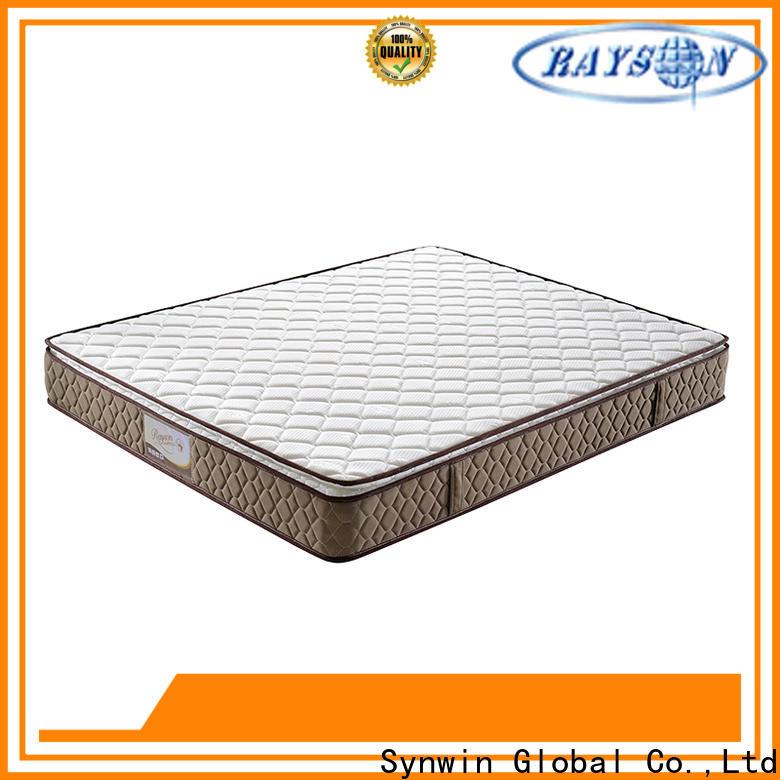 Synwin spring mattress back pain cool feeling sound sleep
