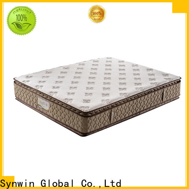 Synwin five star hotel mattress wholesale bulk order