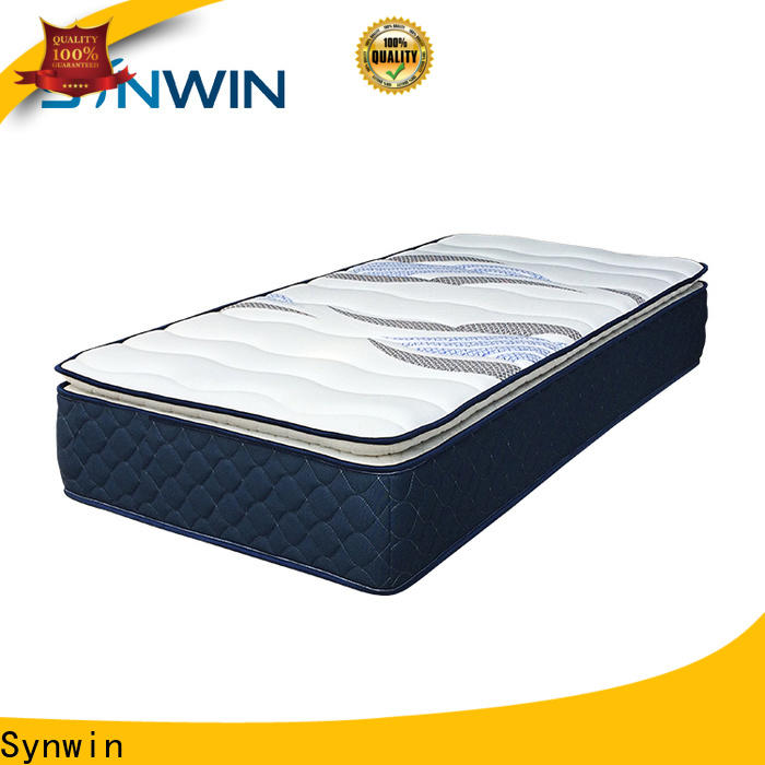 fast delivery 6 inch spring mattress twin hot-sale for hotel