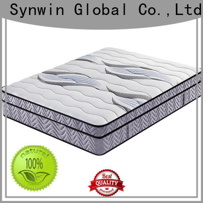 Synwin bonnell spring vs memory foam mattress professional bulk supplies