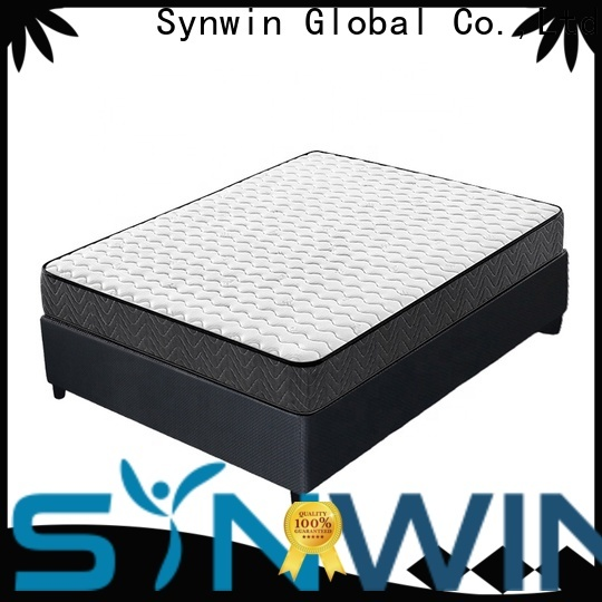 Synwin fast delivery dual spring memory foam mattress hot-sale customization