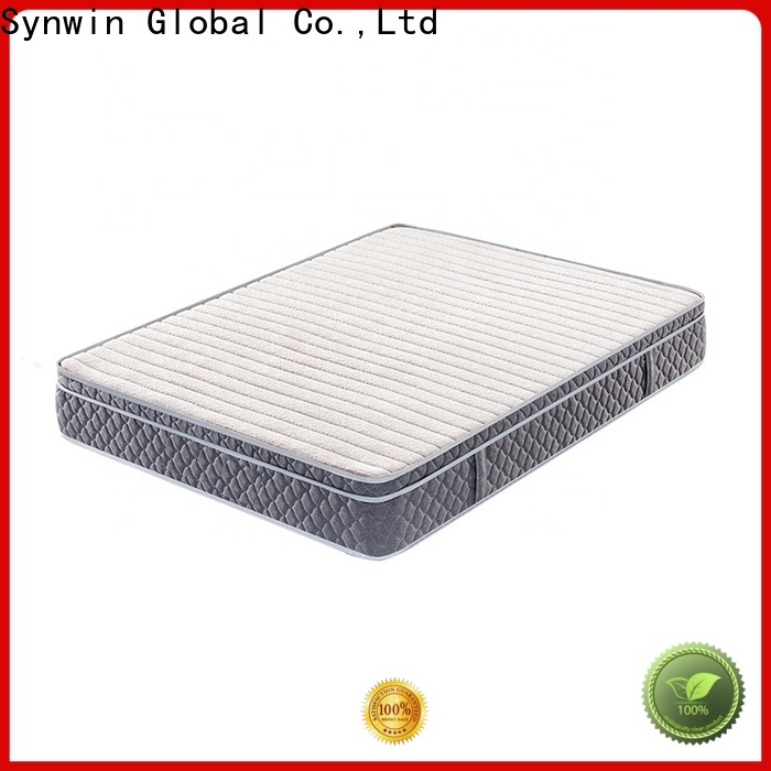 Synwin pocket sprung mattress king size cost-effective for bedroom