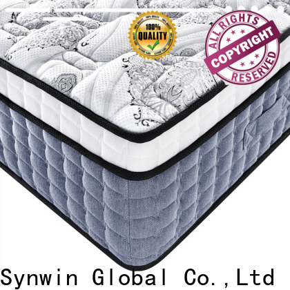 Synwin resort mattress oem & odm manufacturing