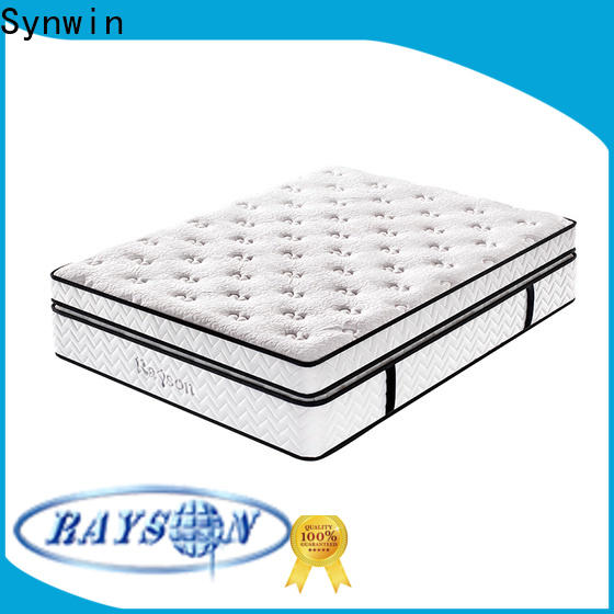 Synwin hotel bed mattress wholesale for sleep